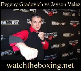 Evgeny Gradovich vs Jayson Velez