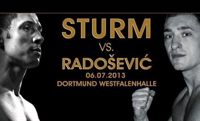 Felix Sturm vs Pedrag Radosevic