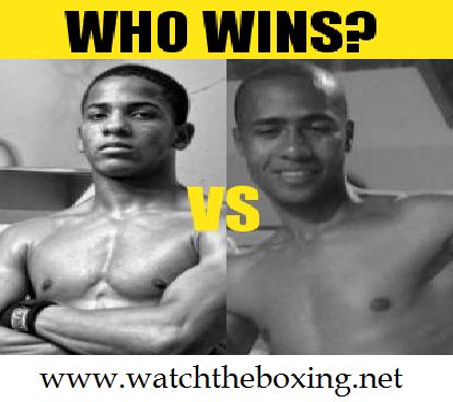 Felix Verdejo vs Josenilson Dos Santos Fight Live