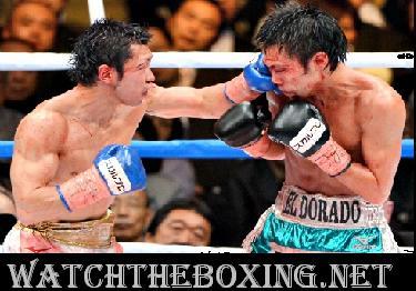Akira Yaegashi vs Roman Gonzalez