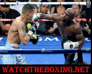 Floyd Mayweather Jr vs Marcos Maidana
