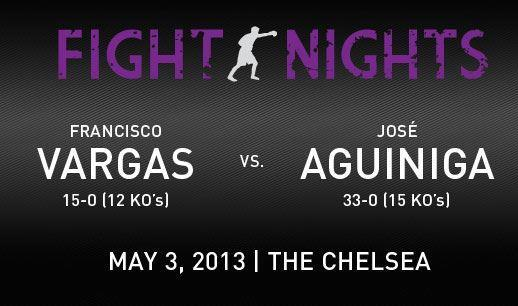 Francisco Vargas vs Jose Aguiniga