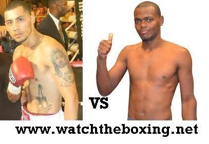Frank Galarza vs Jonathan Batista