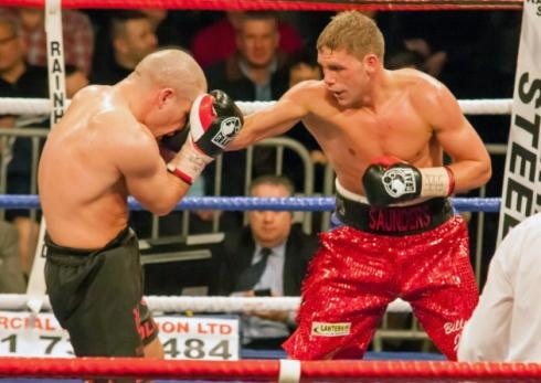 Gary O Sullivan vs Billy Joe Saunders