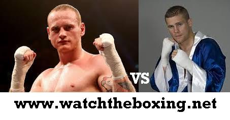 George Groves vs Christopher Rebrasse