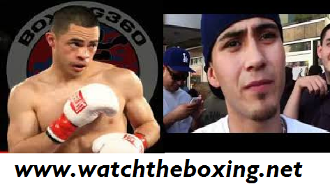 Guy Robb vs Edwin Solis