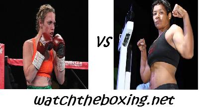 Heather Hardy vs Crystal Hoy