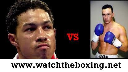 Hector Camacho Jr. vs Ryan Davis