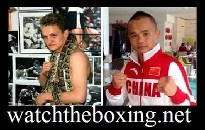 Hekkie Budler vs Xiong Zhao Zhong