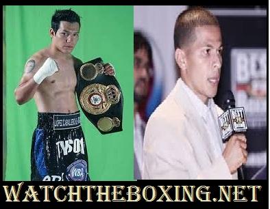 Hernan Marquez vs McJoe Arroyo