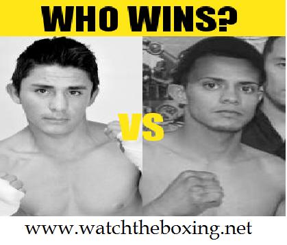 Horacio Garcia vs Raul Hidalgo