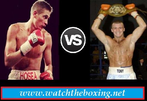 Live Hosea Burton vs Tony Dodson Stream Online