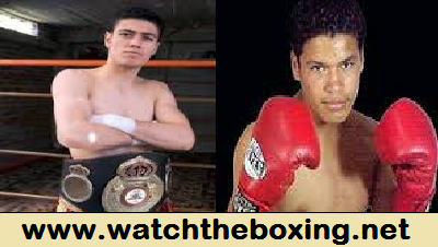 Hugo Ruiz vs Julio Ceja