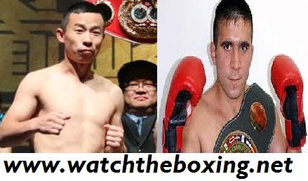 Ik Yang vs Cesar Cuenca