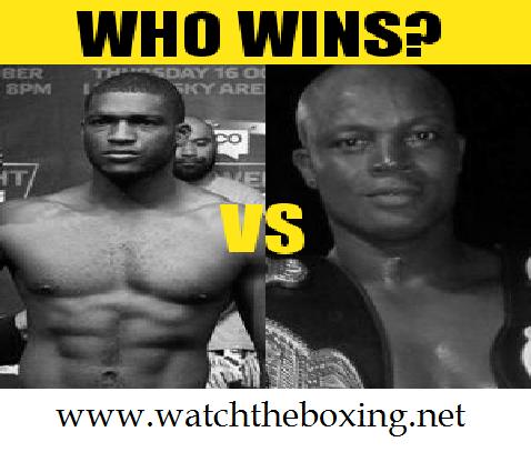 Izuagbe Ugonoh vs Ibrahim Labaran