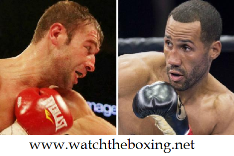 James DeGale vs Lucian Bute