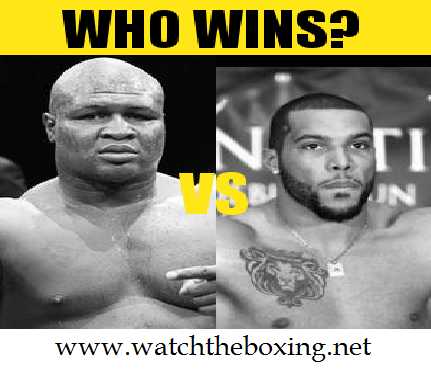 James Toney vs Eric Bahoeli