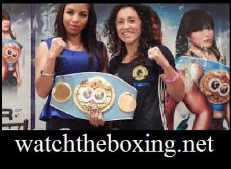 Janeth Perez vs Carolina Rodriguez