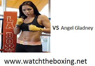 Jennifer Salinas vs Angel Gladney