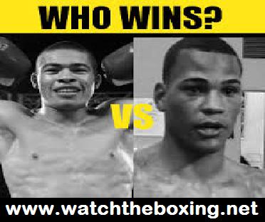 Jose Felix Jr vs Marcos Jimenez