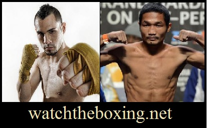 Jose Pedraza vs Michael Farenas