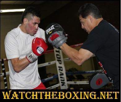 Jose Ramirez vs Boyd Henley