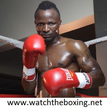 Joseph Agbeko vs Haji Juma
