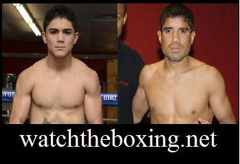 Joseph Diaz vs Jose Beranza