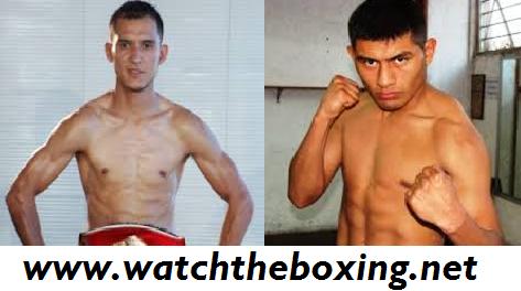 Juan Carlos Sanchez vs Cesar Juarez