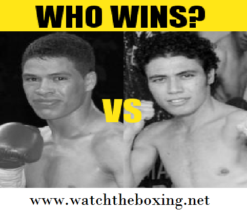 Julio Ceja vs Hugo Ruiz 2016 Live Streaming