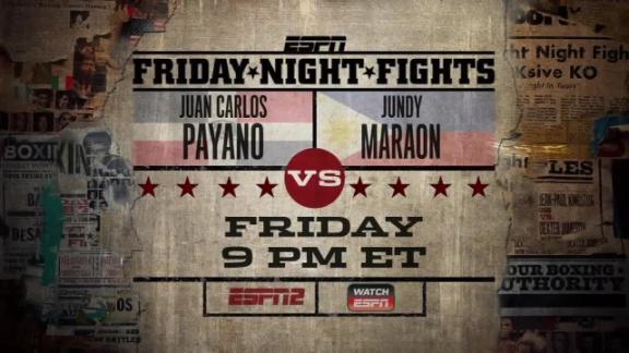Jundy Maraon vs Juan Carlos Payano