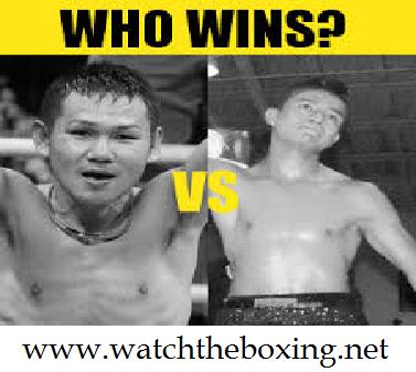 Watch Katsunari Takayama vs Jose Argumedo Live Online