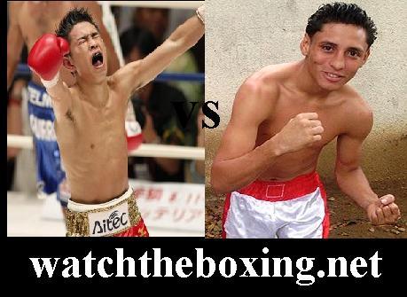 Kazuto Ioka vs Felix Alvarado