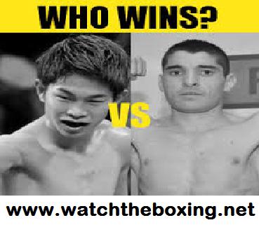 Kazuto Ioka vs Roberto Sosa