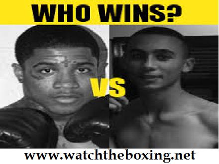 Keenan Smith vs Benjamin Whitaker