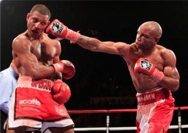 Kell Brook vs Carson Jones