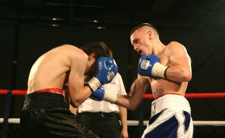 Kevin Satchell vs Iain Butcher