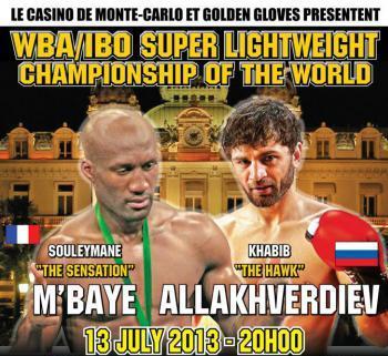 Khabib Allakhverdiev vs Souleymane M Baye