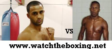 Kid Galahad vs Adeilson Dos Santos