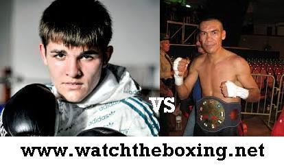 Konstantin Ponomarev vs Cosme Rivera