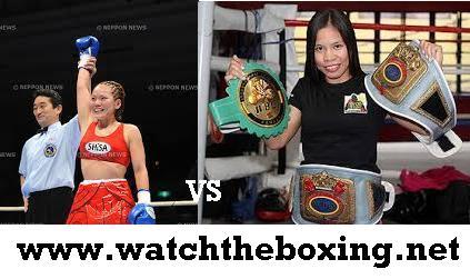Kumiko Ikehara vs Gretchen Abaniel
