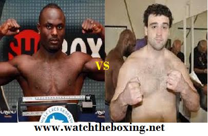Live Lateef Kayode vs Nick Kisner Online