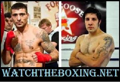Lucas Matthysse vs John Molina