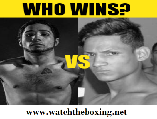 Watch Flores vs Nery Stream Live