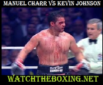 Manuel Charr vs Kevin Johnson