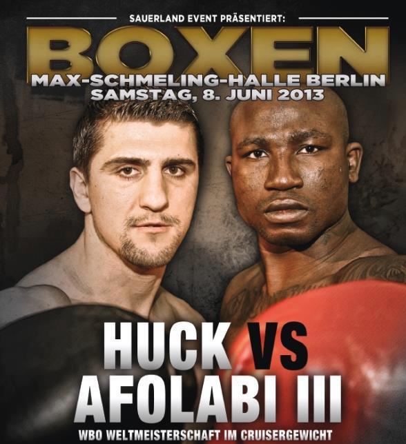 Marco Huck vs Ola Afolabi