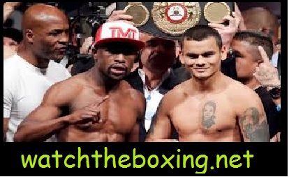 Marcos Maidana vs Floyd Mayweather Jr