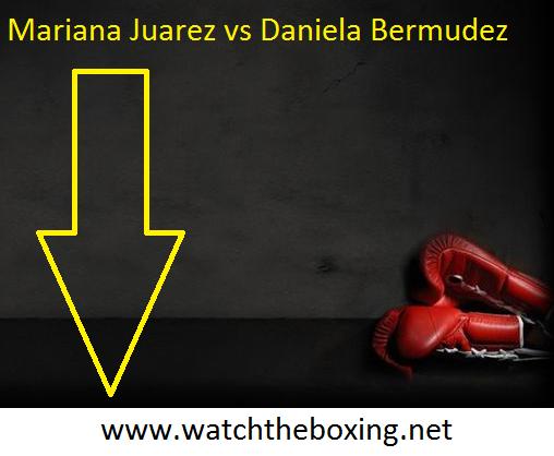 Mariana Juarez vs Daniela Bermudez