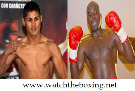 Miguel Roman vs Samuel Amoako