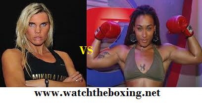 Live Mikaela Lauren vs Hanna Gabriel Online